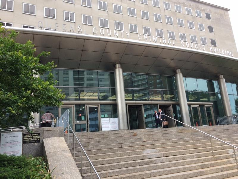 Immigration agents caused attorneys to panic when they showed up in Queens County Criminal Courthouse