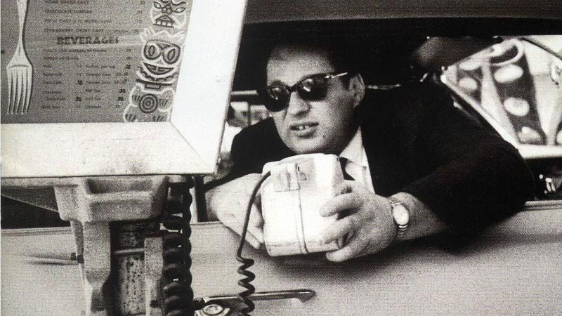 The cover of <em>Ill Communication</em> was taken by <em>Esquire</em> photographer Bruce Davidson in L.A. in 1964.