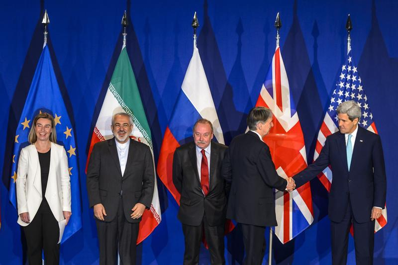 Iran and world powers said they had reached agreement on April 2, 2015 on 'key parameters' of a potentially historic deal aimed at preventing Tehran from building the bomb.