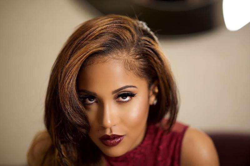 Bronx-born songstress Isa (aka Isa Maria Lopez)
