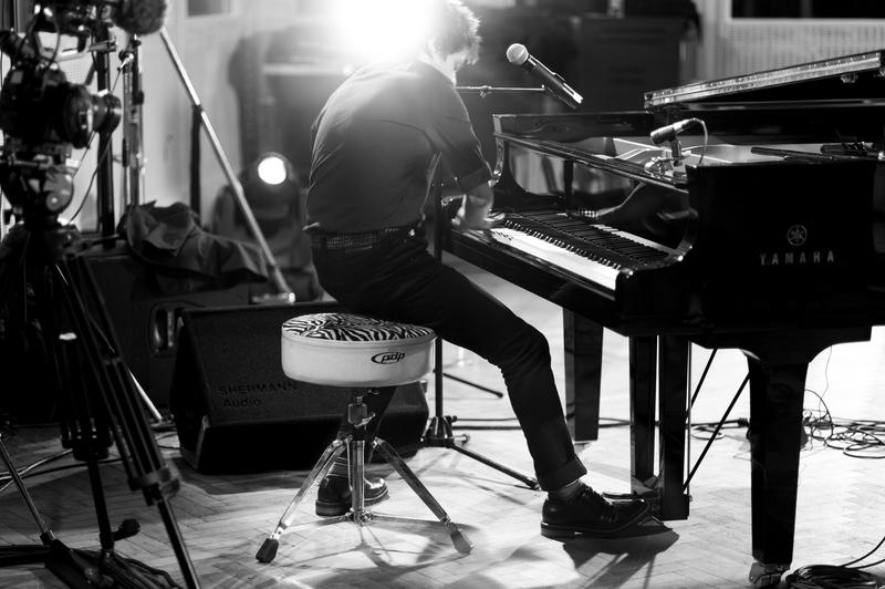 Jamie Cullum's latest album, <em>Momentum</em>, is out now.