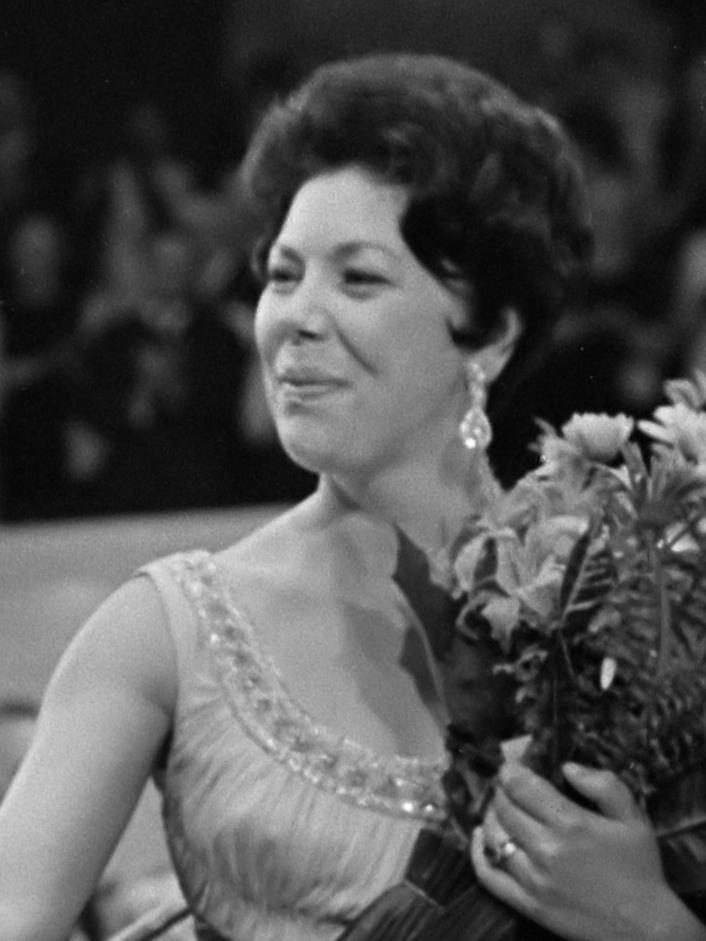Dame Janet Baker October 6, 1967