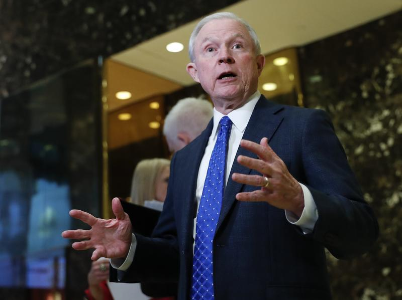 Sen. Jeff Sessions, R-Ala. has been asked to be attorney general.