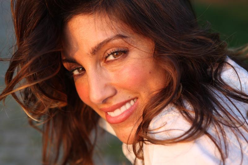 Jennifer Esposito, author of Jennifer's Way