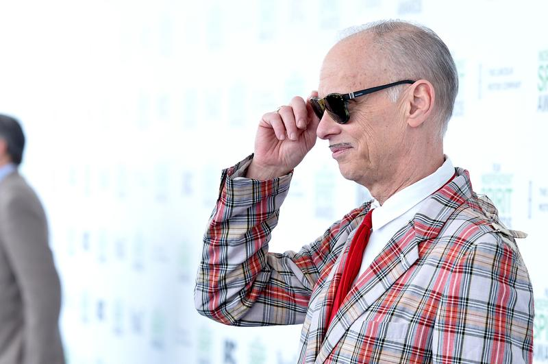 Filmmaker John Waters attends the 2014 Film Independent Spirit Awards at Santa Monica Beach on March 1, 2014 in Santa Monica, California.