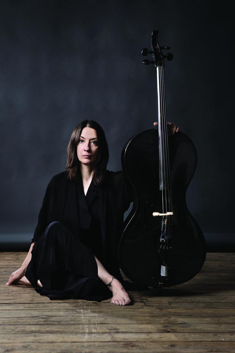 Composer Julia Kent