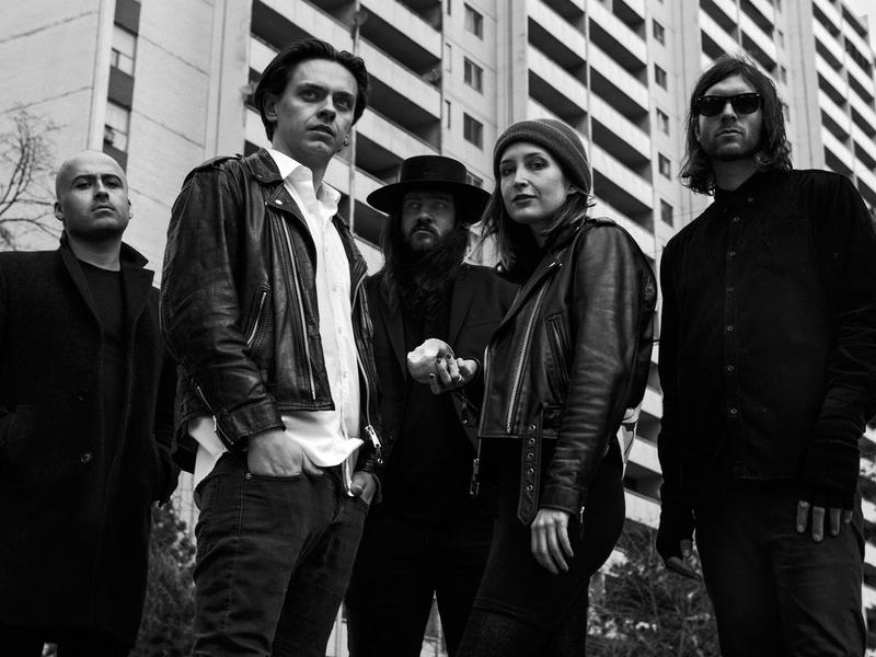 July Talk's latest record, Touch, is out now on Sleepless Records