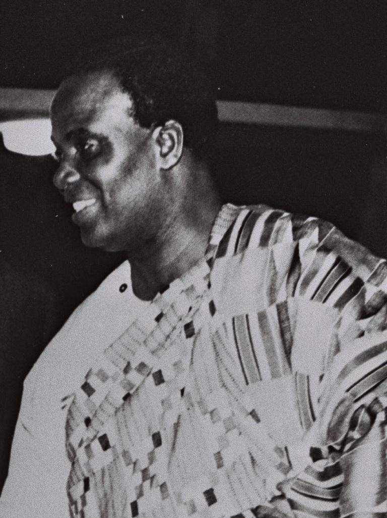 Kojo Botsio, 1964