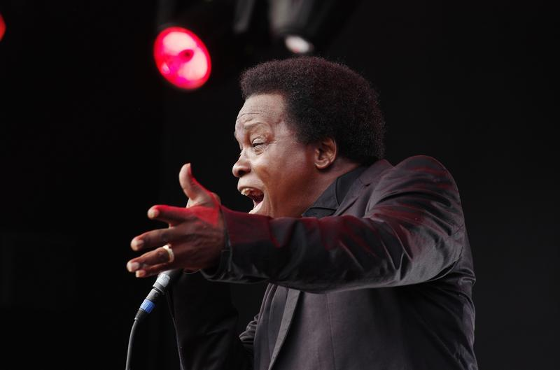 Singer Lee Fields, whose album with The Expressions, 'Special Night' is out now on Big Crown Records