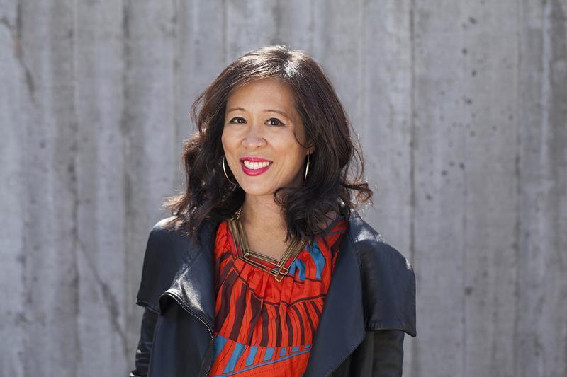 "Lisa Ko is author of ""The Leavers."""