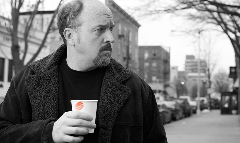 Louis CK in FX's <em>Louie</em>