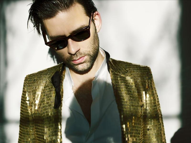 Jamie Lidell's forthcoming record is called 'Building a Beginning.'