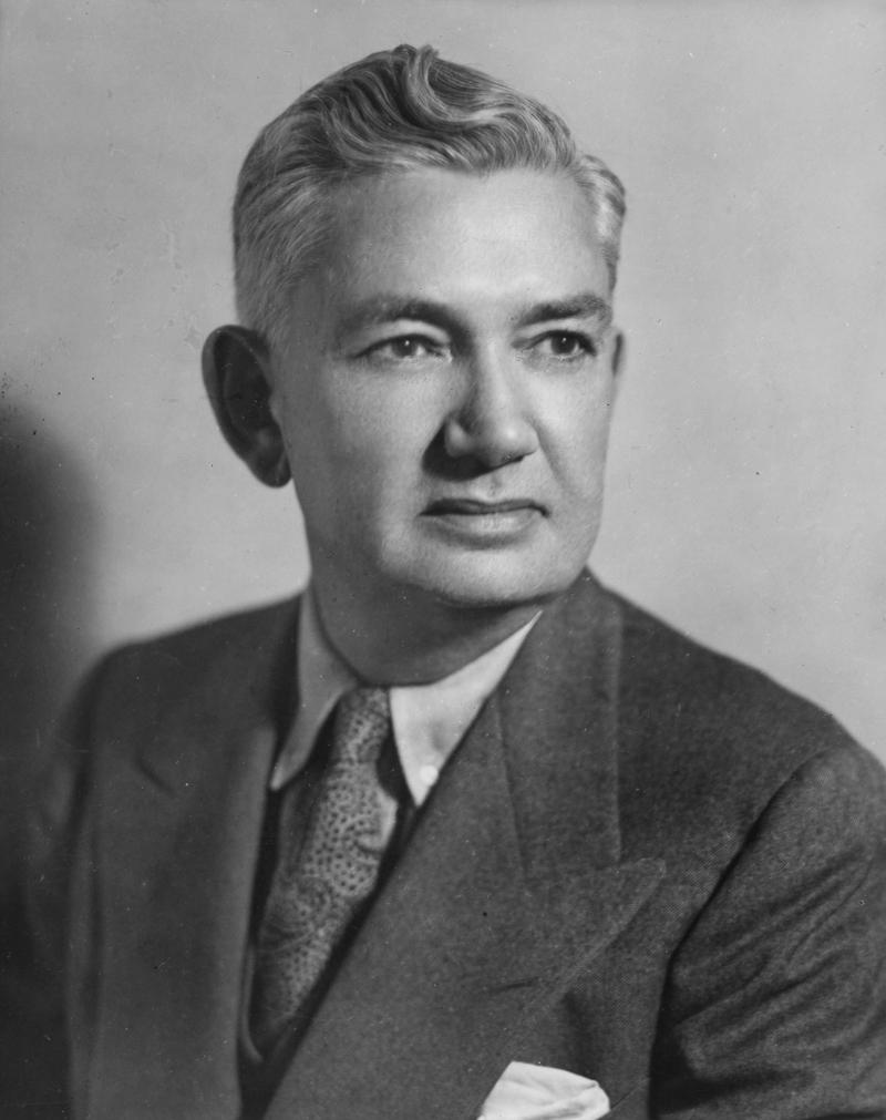 Composer Douglas Moore (1893-1969)