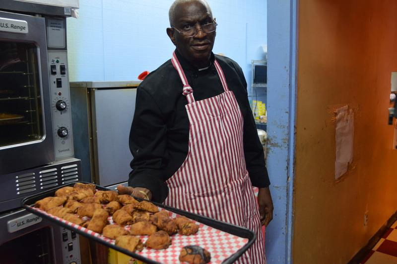Alvin Lee Smalls found the recipe for rugelach in the newspaper almost six decades ago.
