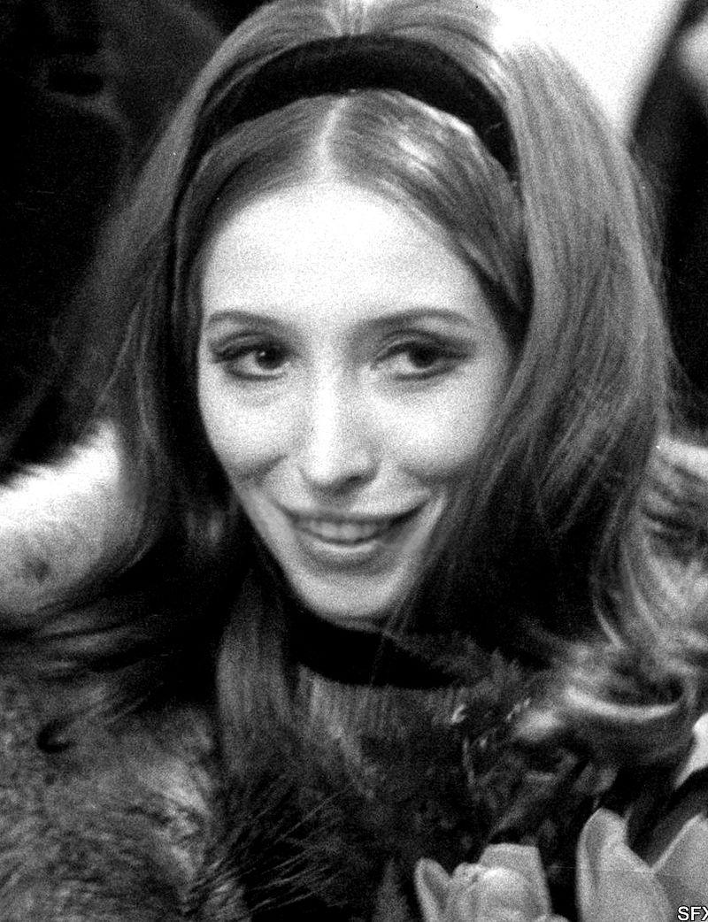 Natalia Makarova in 1971.