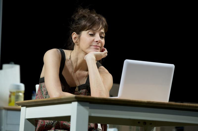 "Marisa Tomei in ""The Realistic Joneses."""