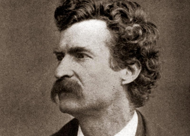 Mark Twain, who was famously reported dead well before his expiration date.