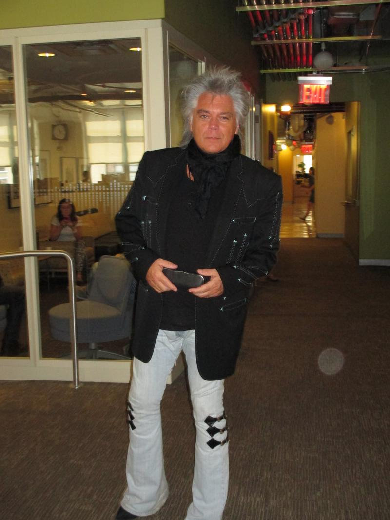 Marty Stuart at WNYC