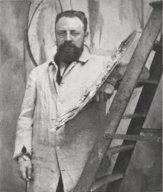 Henri Matisse in 1913.