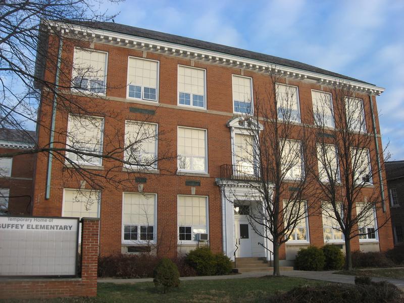 McGuffey Elementary School in Newark
