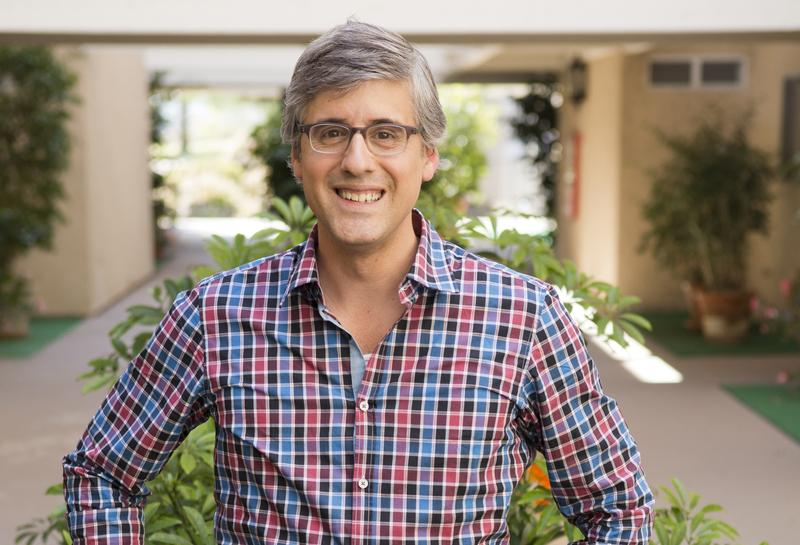 "Mo Rocca, host of ""My Grandmother's Ravioli."""