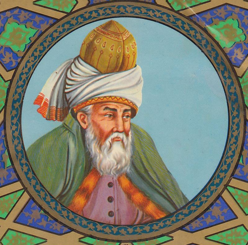 Collection of poems of Molavi with a preface of Ostad Jalal-al-din Homaii