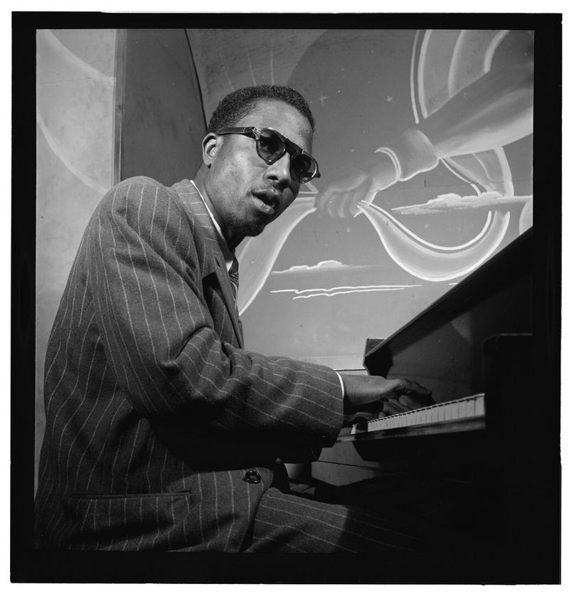 Thelonious Monk, Minton's Playhouse, New York, N.Y., ca. Sept. 1947.