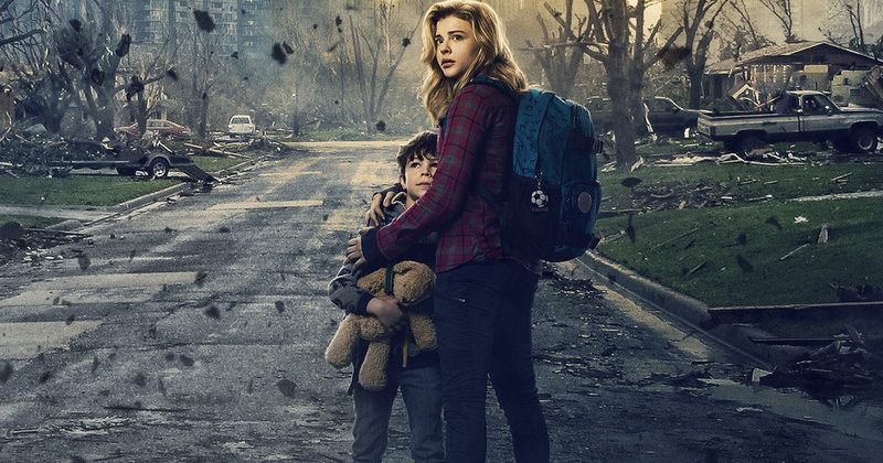 "Promotional image for the film ""The 5th Wave."""
