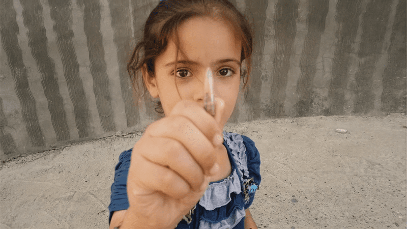 """""""Nowhere to Hide"""" tells the story of an Iraqi family forced to flee their home."""