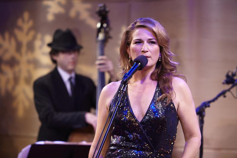 Ana Gasteyer performs live in The Greene Space