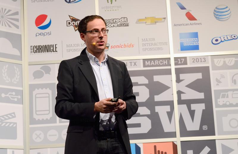 Nate Silver, Founder & President of fivethirtyeight.com speaks onstage at The Signal & The Noise during the 2013 SXSW Music, Film + Interactive Festival at Austin Convention Center in March, 2013.