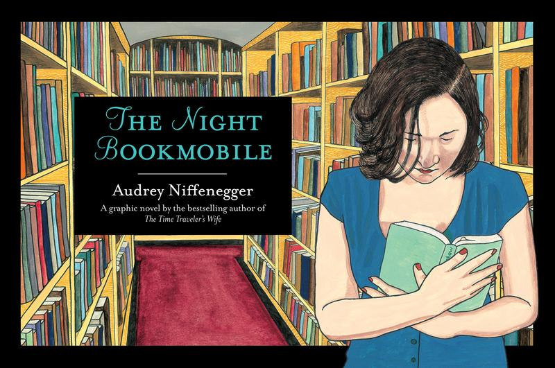 Cover, The Night Bookmobile