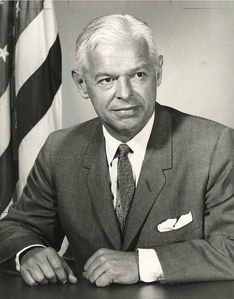 Secretary of the Navy Paul Nitze