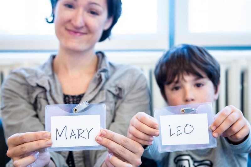 Host Mary Harris and her son Leo try to make it easy for you.