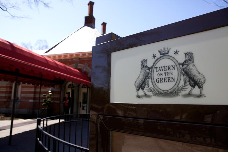 After closing for more than 5 years, the newly renovated Tavern on the Green in Central Park has reopened.