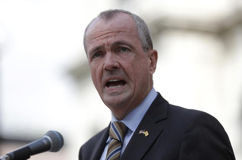 Former Obama administration ambassador Phil Murphy announces bid for New Jersey Governor, Jersey City, NJ, Sep. 28, 2016