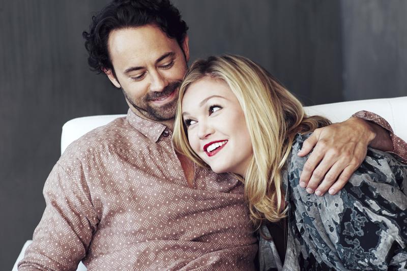 "James Wirt and Julia Stiles in ""Phoenix"""
