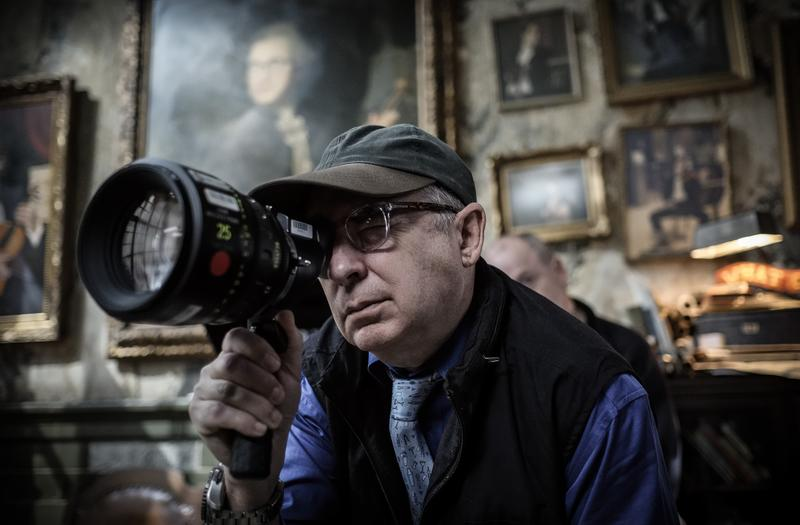 "Barry Sonnenfeld directed the critically acclaimed Netflix series, ""A Series of Unfortunate Events."""