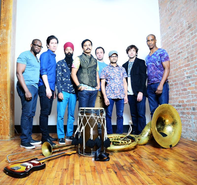 "Red Baraat's latest record is ""Bhangra Pirates,"" out March 24th on Rhyme & Reason Records"