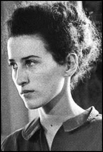 Rita Schwerner in the 1960s.