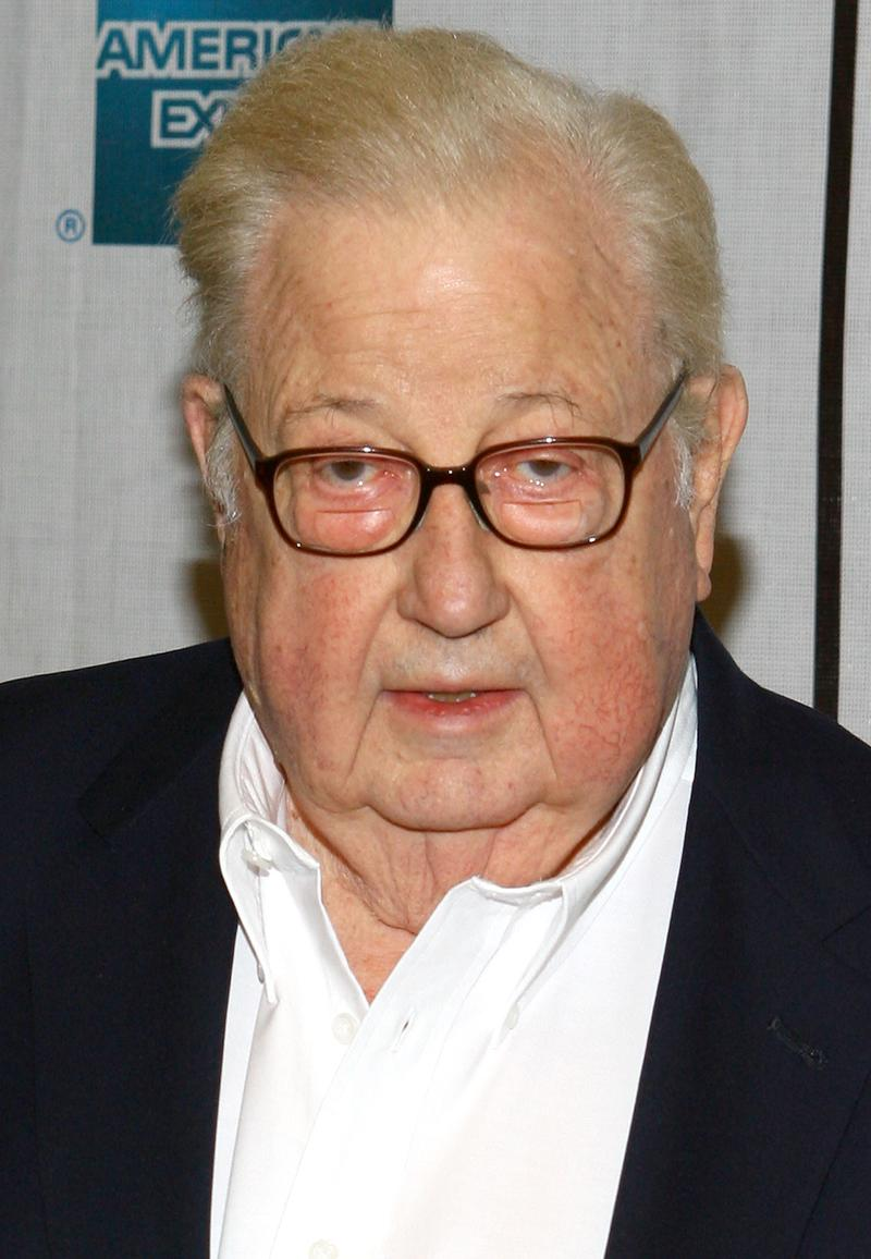 Director Robert Drew at the premiere of 'A President To Remember: In The Company Of John F. Kennedy' held at Pace University during the 2008 Tribeca Film Festival, April 26, 2008, in New York City.