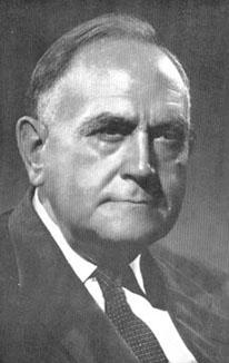 Sir Roy Welensky, Prime Minister of Rhodesia and Nyasaland.