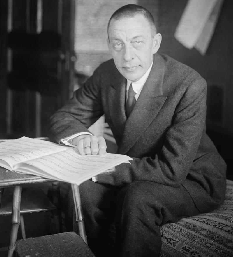 Rachmaninoff dedicated his Piano Concerto No. 2 to Nikolai Dahl who helped the composer through depression.