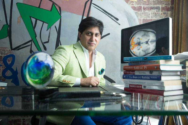 Harvard psychiatrist and brain imaging researcher Dr. Srini Pillay joins us for this week's Please Explain on focus, creativity and productivity.