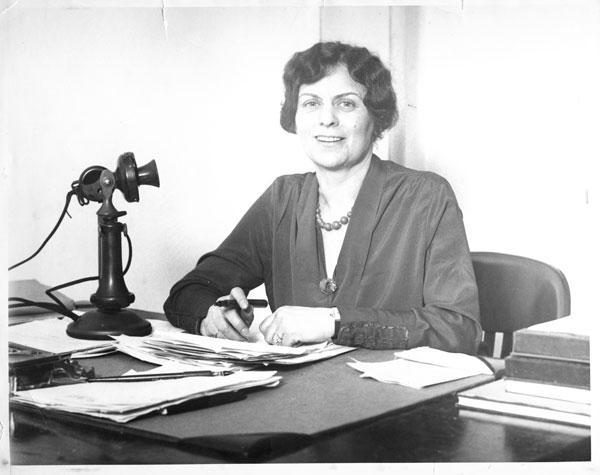 Estelle M. Sternberger