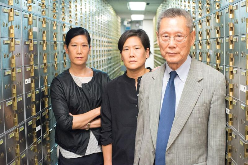 "Vera Sung, Jill Sung and Thomas Sung are the subjects of the documentary,""Abacus: Too Small to Jail."""