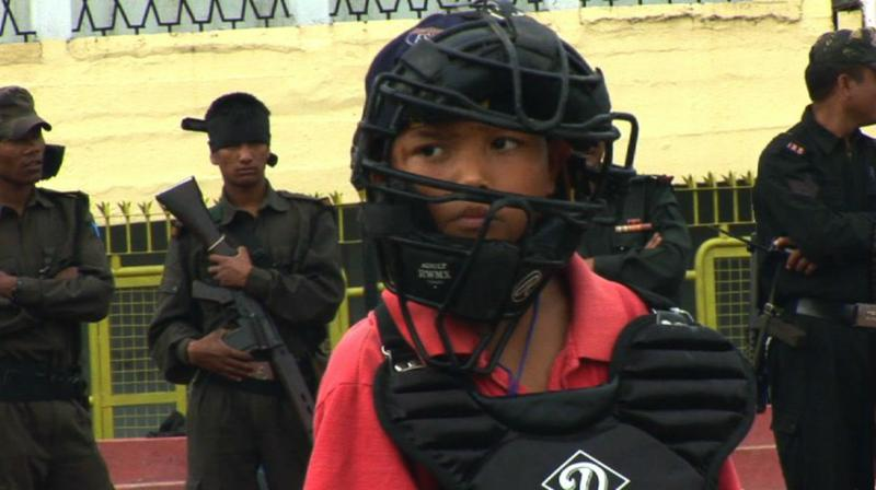 """The Only Real Game"" explores the power of baseball in northeast India."