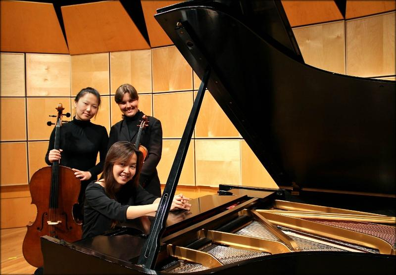 The Tashkent Piano Trio was formed in 2013 at Lynn Conservatory in Boca Raton, Florida.