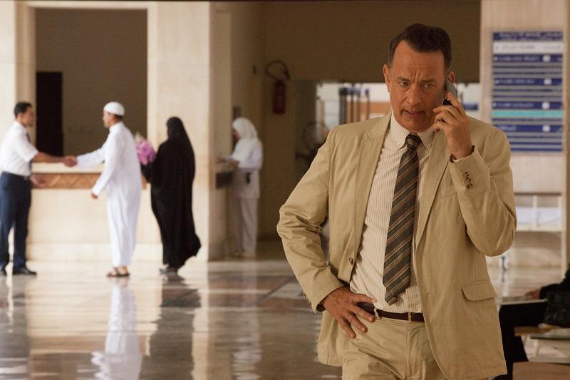 """Tom Hanks in Tom Tykwer's """"A Hologram for the King."""""""