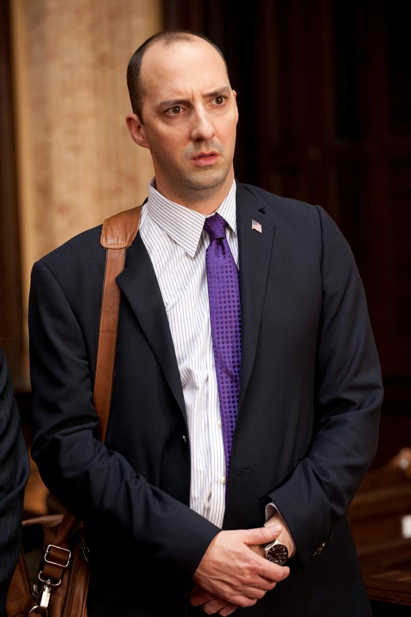 "Tony Hale as Gary Walsh in ""Veep"""